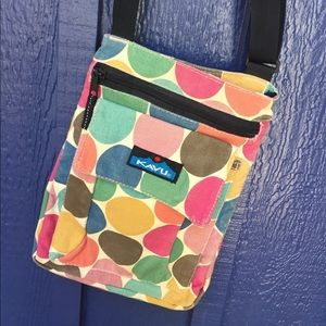 Kavu Crossbag 🔵🔴🔶🔸